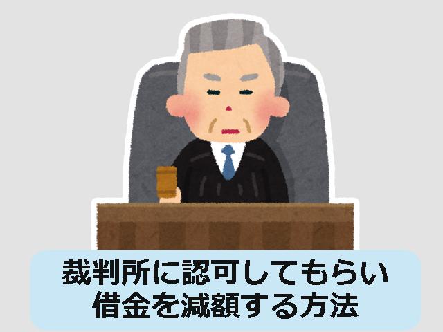 裁判所の認可